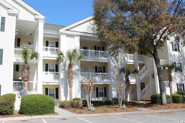 601 Hillside Dr, N #4103 #4103, North Myrtle Beach, SC 29582 (MLS #1806021) :: The Hoffman Group