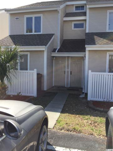 1000 Deercreek Road A, Surfside Beach, SC 29575 (MLS #1806029) :: The HOMES and VALOR TEAM