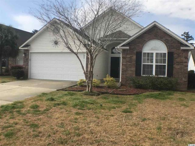 7374 Guinevere Circle, Myrtle Beach, SC 29588 (MLS #1806030) :: The HOMES and VALOR TEAM