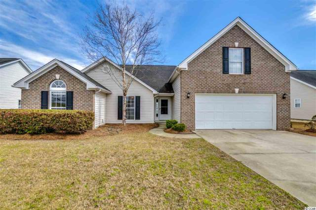 5013 Capulet Circle, Myrtle Beach, SC 29577 (MLS #1806034) :: The HOMES and VALOR TEAM