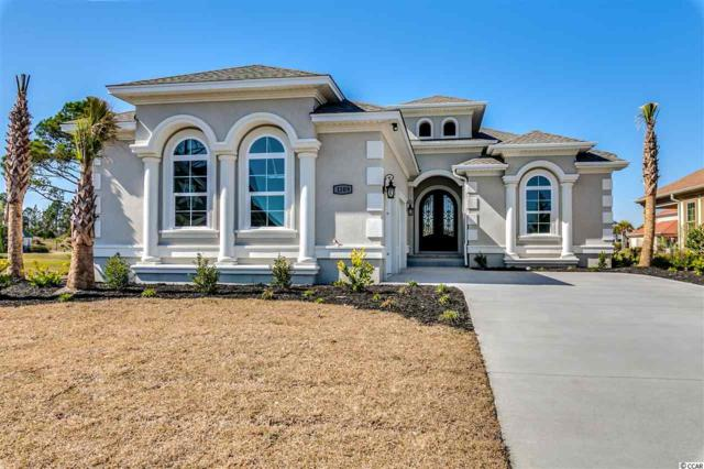 1109 Bluffton Court, Myrtle Beach, SC 29579 (MLS #1806043) :: The HOMES and VALOR TEAM