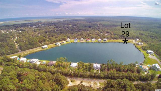Lot 29 Woodlawn Plantation, Murrells Inlet, SC 29576 (MLS #1806050) :: The HOMES and VALOR TEAM