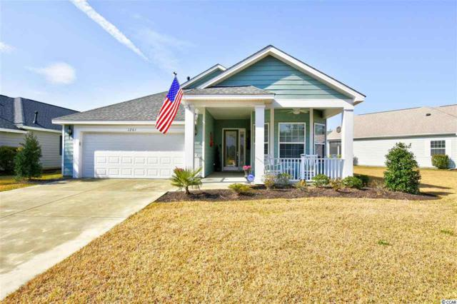 1201 Kiawah Loop, Murrells Inlet, SC 29576 (MLS #1806053) :: The HOMES and VALOR TEAM