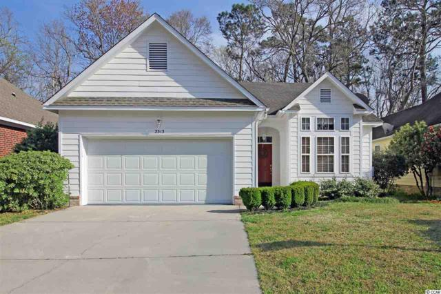 2513 Clearwater Street, Myrtle Beach, SC 29577 (MLS #1806058) :: The HOMES and VALOR TEAM