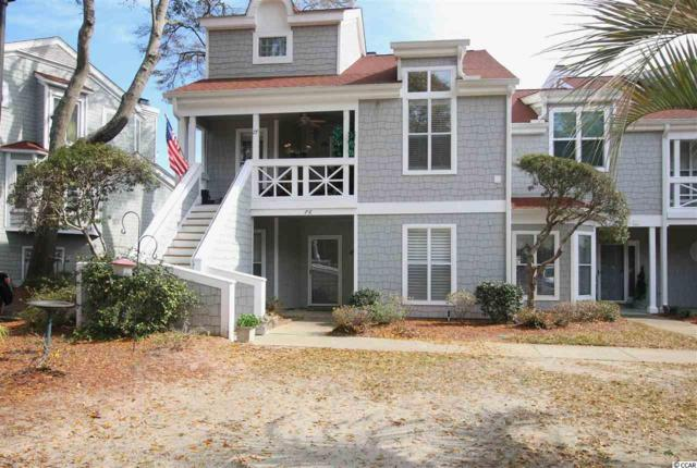 4396 Baldwin Avenue #76 #76, Little River, SC 29566 (MLS #1806059) :: SC Beach Real Estate