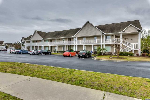 126 Butkus Drive #8, Myrtle Beach, SC 29588 (MLS #1806069) :: SC Beach Real Estate