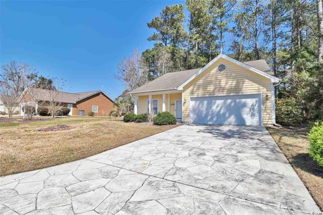 4533 Greenbriar Drive, Little River, SC 29566 (MLS #1806096) :: The Litchfield Company