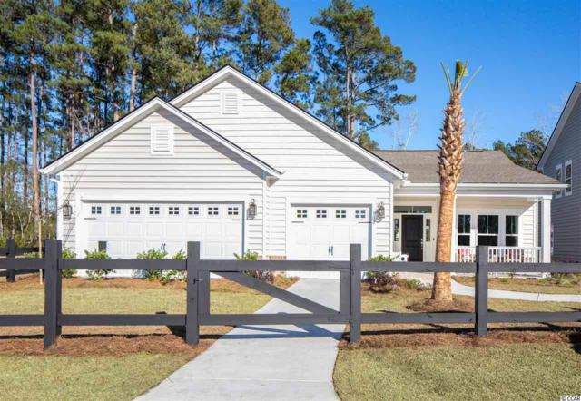 294 Harbinson Circle, Myrtle Beach, SC 29588 (MLS #1806105) :: The Litchfield Company