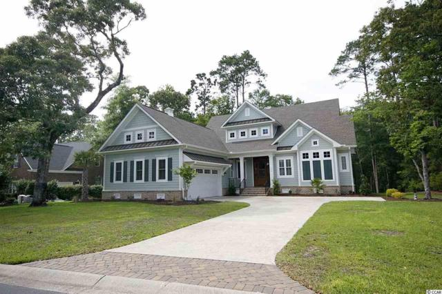 104 Highwood Circle, Murrells Inlet, SC 29576 (MLS #1806158) :: The Litchfield Company