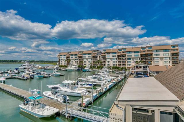 1398 Basin Terrace #510, Garden City Beach, SC 29576 (MLS #1806175) :: James W. Smith Real Estate Co.