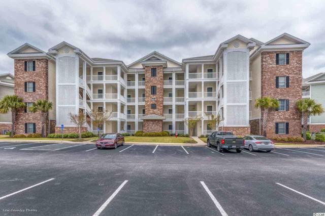 4812 Magnolia Lake Drive #101, Myrtle Beach, SC 29579 (MLS #1806185) :: Sloan Realty Group