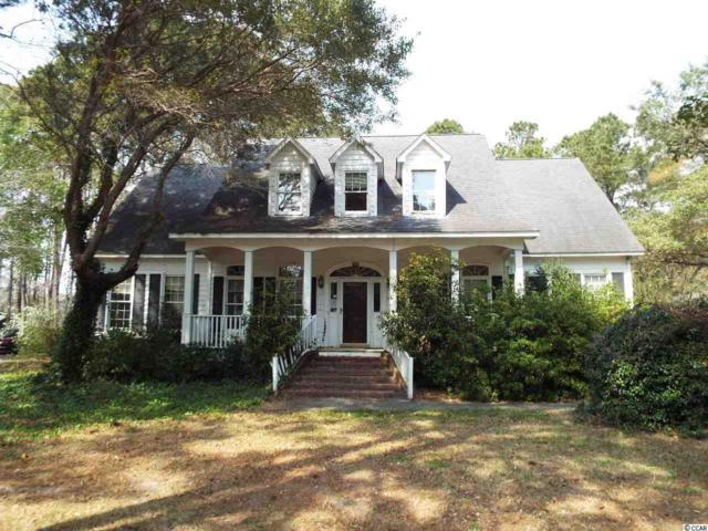 105 Riverbirch Ln., Pawleys Island, SC 29585 (MLS #1806260) :: The Hoffman Group