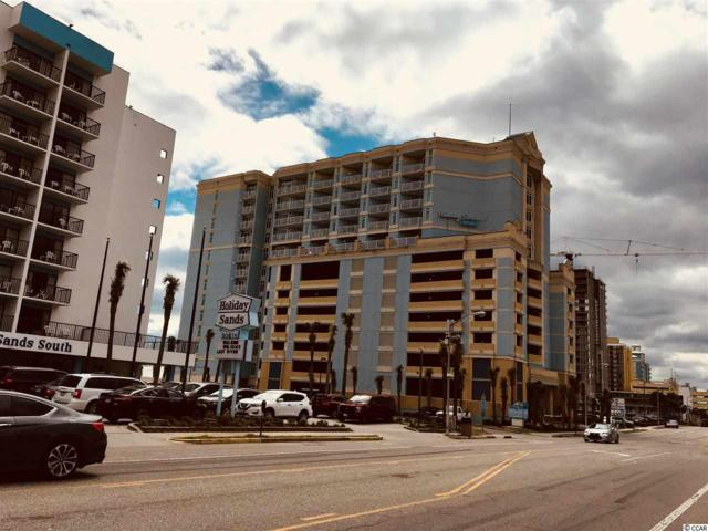 2501 S Ocean Blvd #813, Myrtle Beach, SC 29577 (MLS #1806372) :: The Hoffman Group