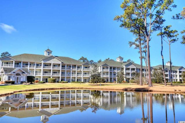 1033 World Tour Blvd #105, Myrtle Beach, SC 29579 (MLS #1806430) :: The Hoffman Group