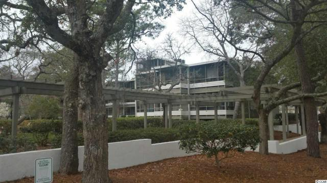 415 Ocean Creek Drive #2173 #2173, Myrtle Beach, SC 29572 (MLS #1806434) :: The Litchfield Company