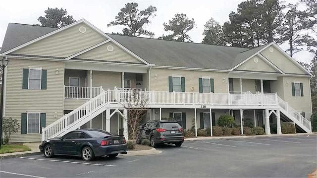 110 Lazy Willow Lane #104 #104, Myrtle Beach, SC 29588 (MLS #1806456) :: Silver Coast Realty