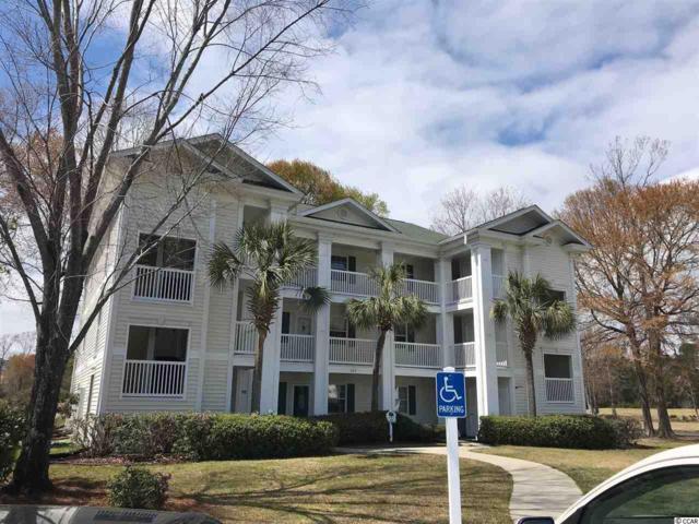 529 White River Drive 19H, Myrtle Beach, SC 29579 (MLS #1806475) :: Myrtle Beach Rental Connections