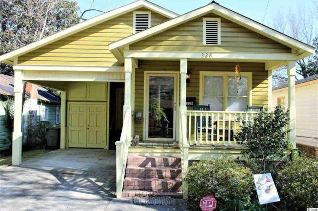 328 Queen St, Georgetown, SC 29440 (MLS #1806480) :: The Litchfield Company