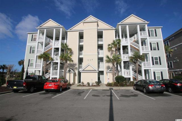 117 Ella Kinley Circle #302, Myrtle Beach, SC 29588 (MLS #1806487) :: James W. Smith Real Estate Co.