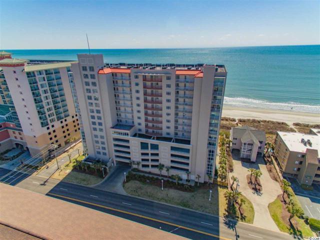 1401 S Ocean Boulevard #906, North Myrtle Beach, SC 29582 (MLS #1806508) :: The Litchfield Company