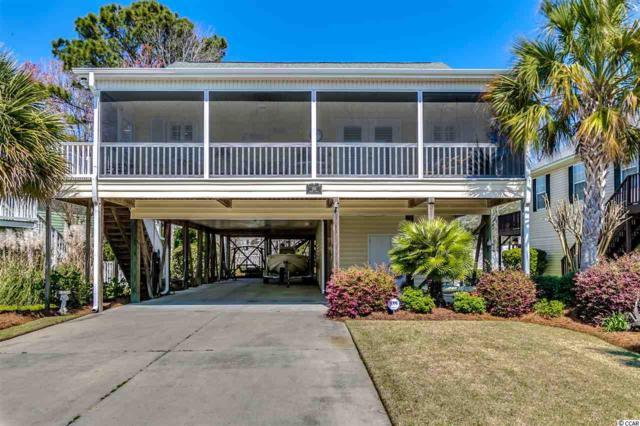 358 Marsh Place, Garden City Beach, SC 29576 (MLS #1806513) :: The Litchfield Company