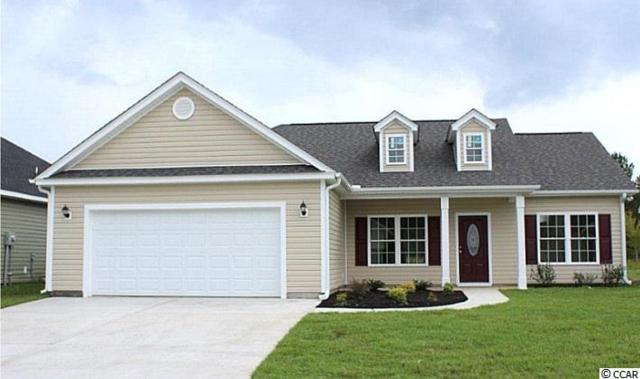 133 Barons Bluff Drive, Conway, SC 29526 (MLS #1806547) :: The Litchfield Company