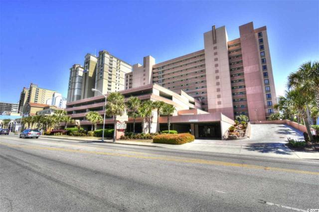 2207 S Ocean Blvd #721, Myrtle Beach, SC 29577 (MLS #1806550) :: Myrtle Beach Rental Connections