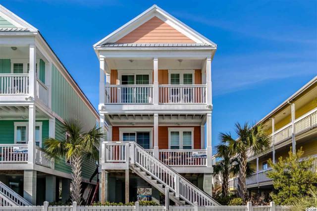 1411 N Waccamaw Dr, Villa 4, Garden City Beach, SC 29576 (MLS #1806556) :: The Litchfield Company