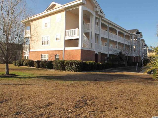 3965 Forsythia Court 13-101, Myrtle Beach, SC 29588 (MLS #1806559) :: The Litchfield Company