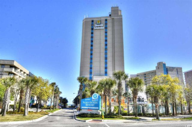 201 74th Ave. N. #1004, Myrtle Beach, SC 29572 (MLS #1806565) :: The Hoffman Group