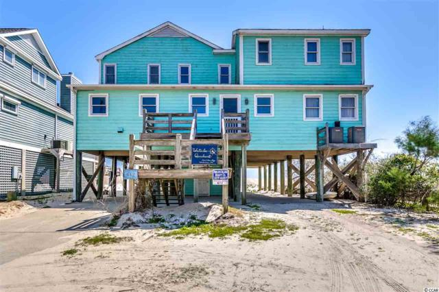 612 Springs Avenue, Pawleys Island, SC 29585 (MLS #1806658) :: James W. Smith Real Estate Co.