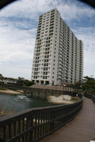 5905 S Kings Highway #511, Myrtle Beach, SC 29575 (MLS #1806691) :: The Litchfield Company