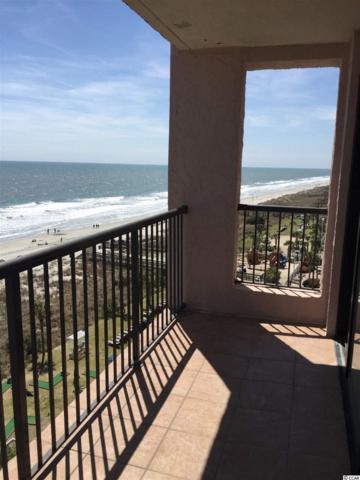 5308 N Ocean Blvd. #808, Myrtle Beach, SC 29577 (MLS #1806774) :: The Hoffman Group