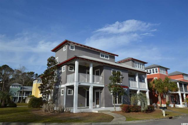 80 Lumbee Circle #12, Pawleys Island, SC 29585 (MLS #1806777) :: The HOMES and VALOR TEAM