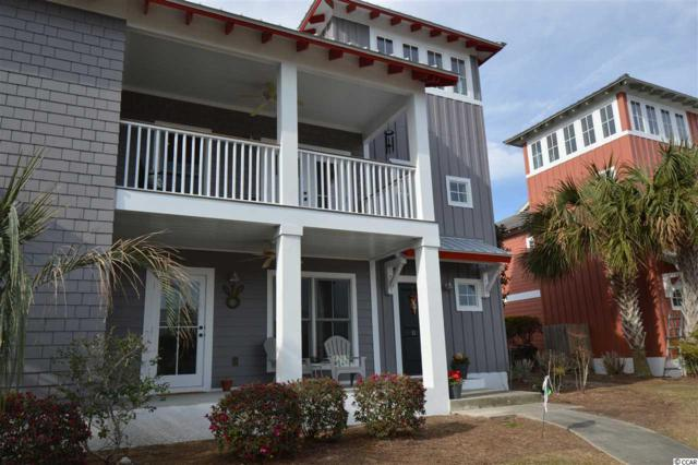 80 Lumbee Circle #11, Pawleys Island, SC 29585 (MLS #1806778) :: The HOMES and VALOR TEAM