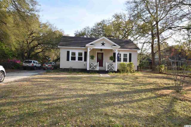 605 Loril St, Georgetown, SC 29440 (MLS #1806787) :: The Litchfield Company