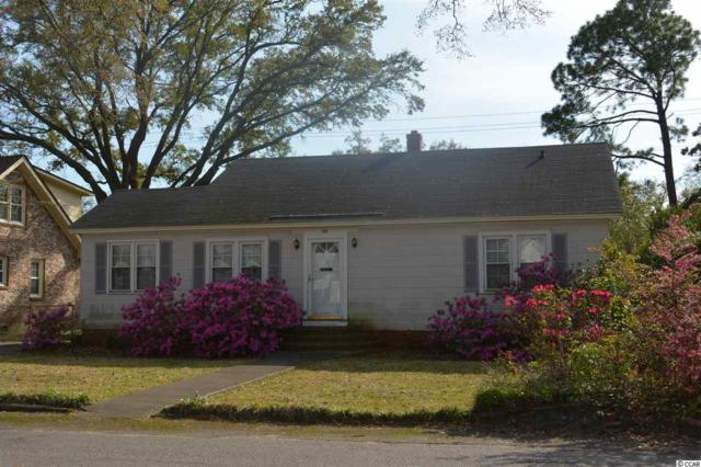 1025 Palmetto Street, Georgetown, SC 29440 (MLS #1806831) :: Myrtle Beach Rental Connections