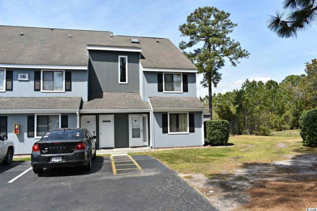 1890 Colony Drive 16-A, Surfside Beach, SC 29575 (MLS #1806841) :: The Litchfield Company
