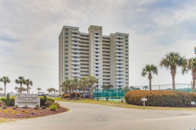 10100 Beach Club Dr. D-2, Myrtle Beach, SC 29572 (MLS #1806910) :: The Hoffman Group