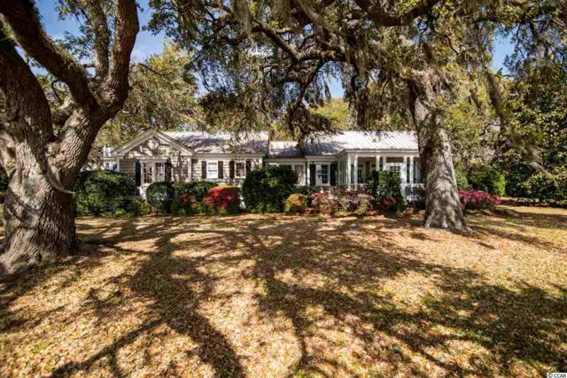 161 Tanglewood Drive, Pawleys Island, SC 29585 (MLS #1806925) :: Myrtle Beach Rental Connections