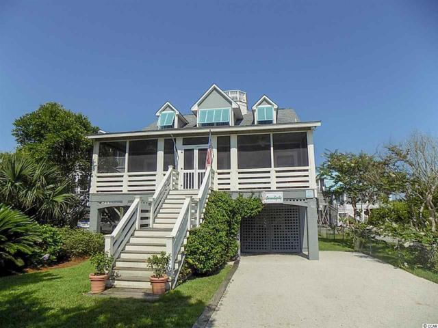 123 Atlantic Ave., Pawleys Island, SC 29585 (MLS #1806984) :: James W. Smith Real Estate Co.