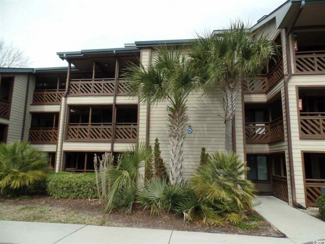 223 Maisons Drive D8, Myrtle Beach, SC 29572 (MLS #1807054) :: The HOMES and VALOR TEAM