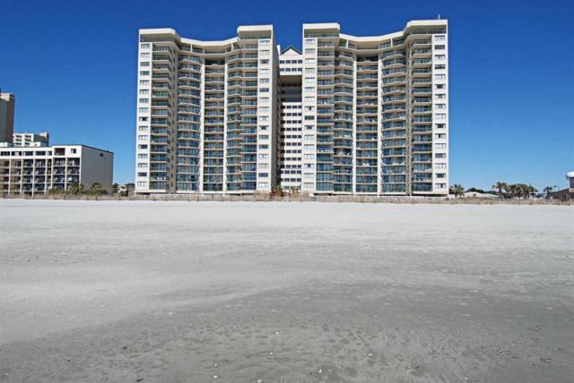 201 S Ocean Blvd 1704-PH, North Myrtle Beach, SC 29582 (MLS #1807101) :: The Hoffman Group