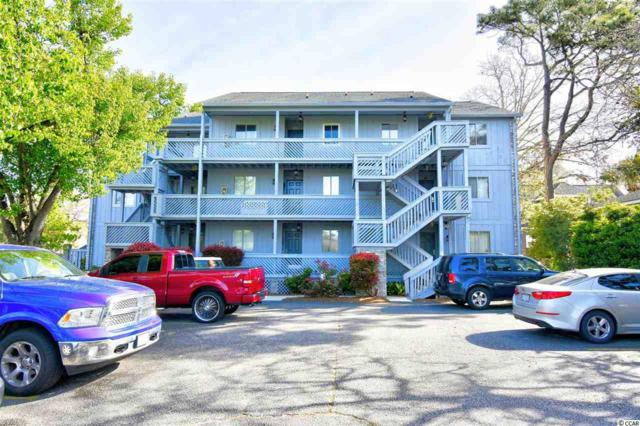312 69th Ave. N #203, Myrtle Beach, SC 29572 (MLS #1807113) :: Trading Spaces Realty