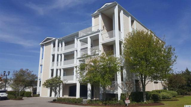 407 24th Avenue, N #301, North Myrtle Beach, SC 29582 (MLS #1807128) :: The Litchfield Company