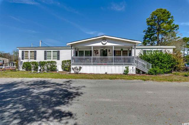 1001 Lowe Dr, North Myrtle Beach, SC 29582 (MLS #1807145) :: The Hoffman Group
