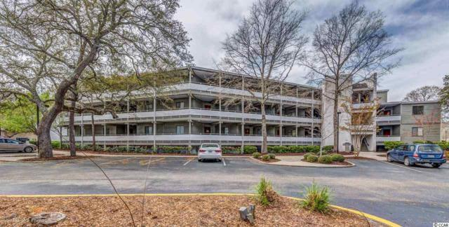415 Ocean Creeks Drive #2383, Myrtle Beach, SC 29572 (MLS #1807190) :: Trading Spaces Realty