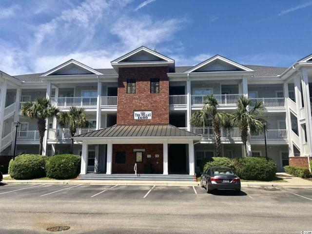 1001 Ray Costin Way #1612, Murrells Inlet, SC 29576 (MLS #1807241) :: SC Beach Real Estate