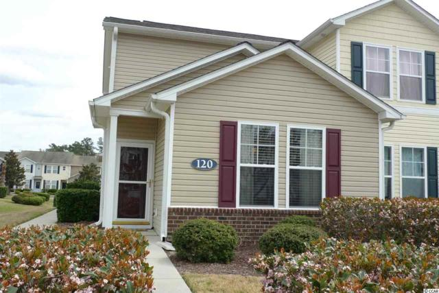 120 Olde Towne Way #1, Myrtle Beach, SC 29588 (MLS #1807255) :: Matt Harper Team