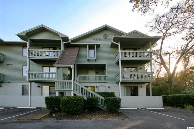 307 N 70th Avenue #101, Myrtle Beach, SC 29572 (MLS #1807334) :: The Litchfield Company